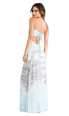 Young, Fabulous & Broke Miche Maxi in Ice Sumatra Wash