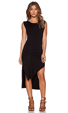 Young, Fabulous & Broke Bryton Dress in Black