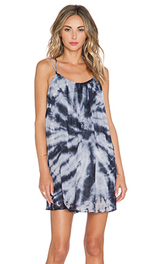 Young, Fabulous & Broke Dallas Dress in Gray Dreamer