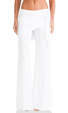 Young, Fabulous & Broke Marina Pant in White