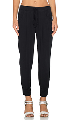 Young, Fabulous & Broke Darla Pant in Black