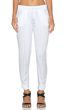 Young, Fabulous & Broke Darla Pant in White