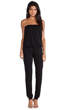 Young, Fabulous & Broke Dakota Jumpsuit in Black