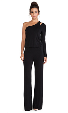 Young, Fabulous & Broke Vinny Jumpsuit in Black