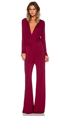 Young, Fabulous & Broke Howell Jumpsuit in Red