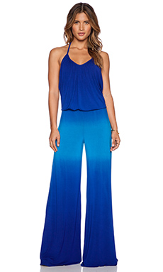 Young, Fabulous & Broke Paley Jumpsuit in Royal Ombre