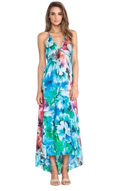 Yumi Kim Sasha Maxi Dress in Watercolor Rose