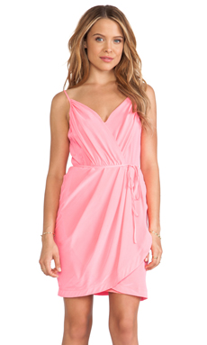 Yumi Kim Jayne Dress in Electric Sherbet