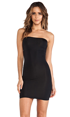 Yummie Tummie Kelley Strapless Slip in Black