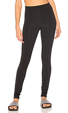 Yummie by Heather Thomson Rachel Legging in Black