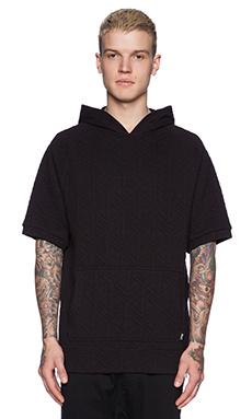Zanerobe MVP Sweatshirt in Black Quilt