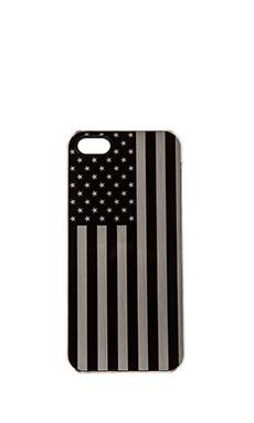 ZERO GRAVITY Protect & Serve iPhone 5 Case in Black & White