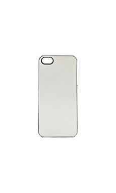 ZERO GRAVITY Silver Mirror iPhone 5 Case