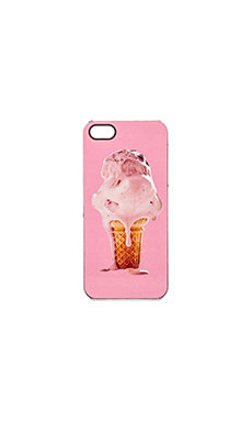 ZERO GRAVITY Soft Serve iPhone 5 Case in Pink