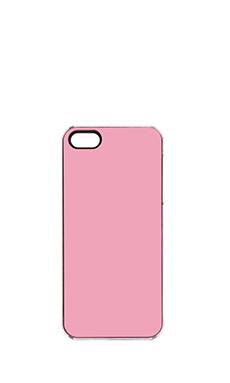 ZERO GRAVITY Mirror iPhone 5 Case in Pink