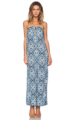 Zimmermann Riot Mosaic Jumpsuit in Print