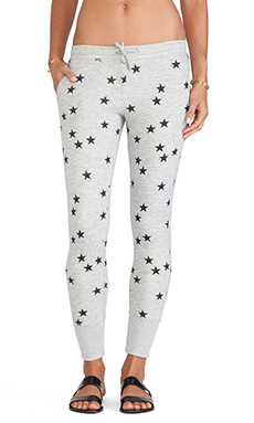 Zoe Karssen Star Pants in Grey
