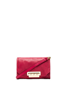 Zac Zac Posen Eartha Envelope Crossbody in Pink