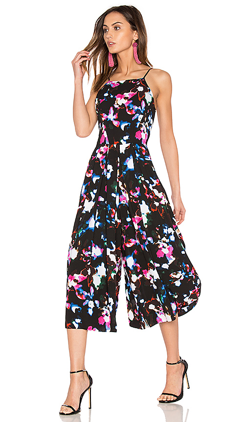 1. STATE Pleated Front Jumpsuit in Black. - size 2 (also in 4,6)
