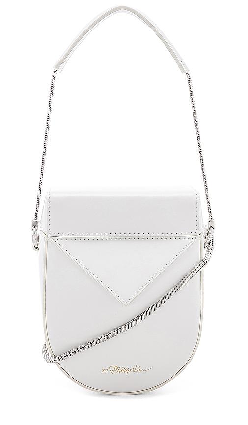3.1 phillip lim Soleil Mini Case Bag in White.