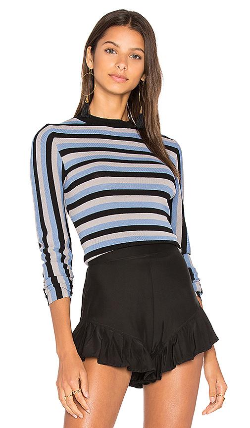 360 Sweater Ari Sweater in Blue. - size L (also in M,S,XS)