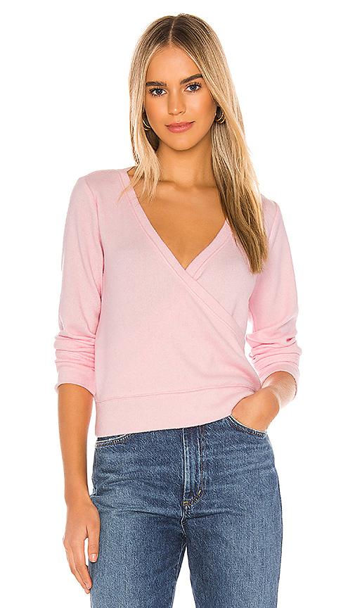 Xs Red 525 America Womens Dropped-Shoulder Sweater