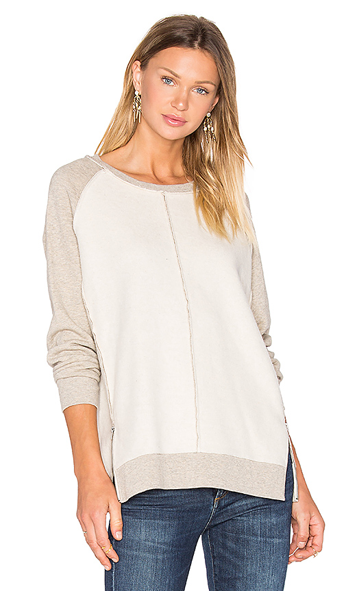 525 america Crew Neck Sweatshirt in Taupe. - size S (also in XS)