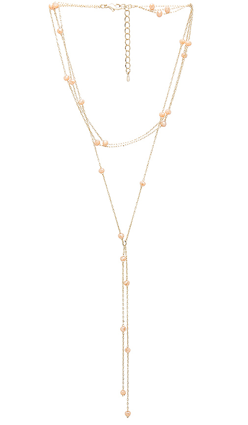8 Other Reasons Demi Lariat in Metallic Gold
