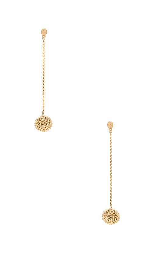 8 Other Reasons Joyce Earrings in Metallic Gold