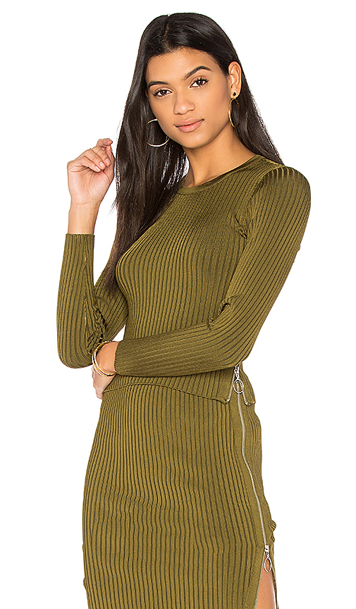 ARC Simi Top in Green. - size L (also in M,S,XS)
