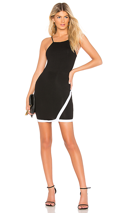 About Us Tori Dress in Black. Size XXS,XS.