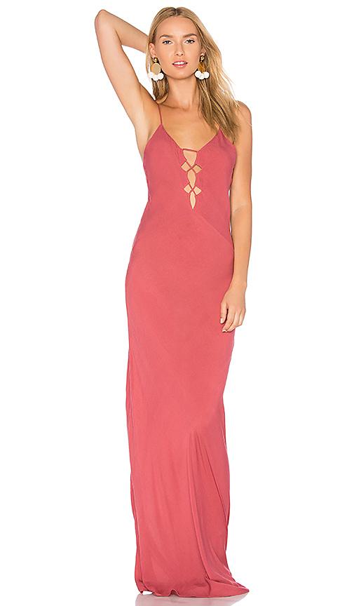 Acacia Swimwear Berawa Maxi in Pink