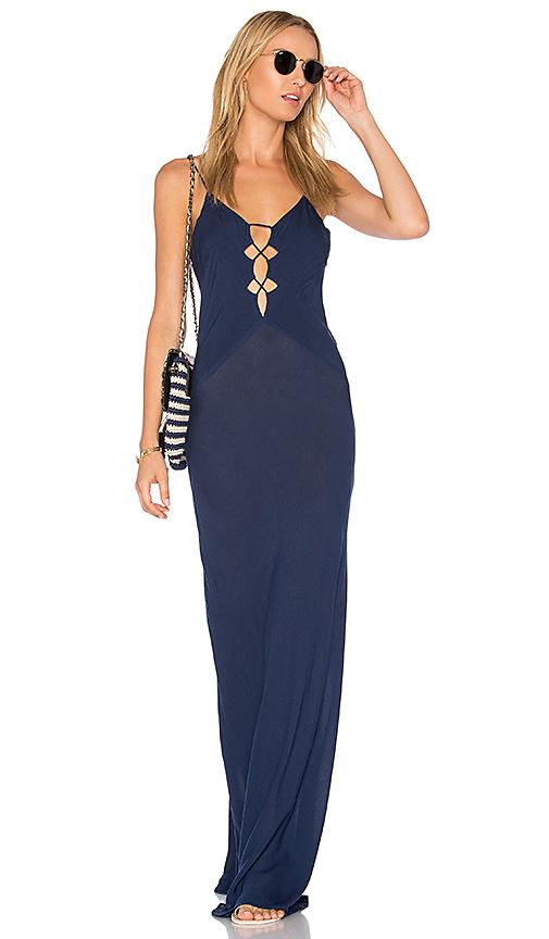 Acacia Swimwear Berawa Maxi in Blue