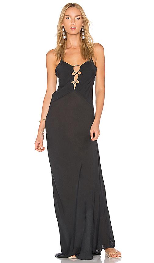 Acacia Swimwear Berawa Maxi in Black