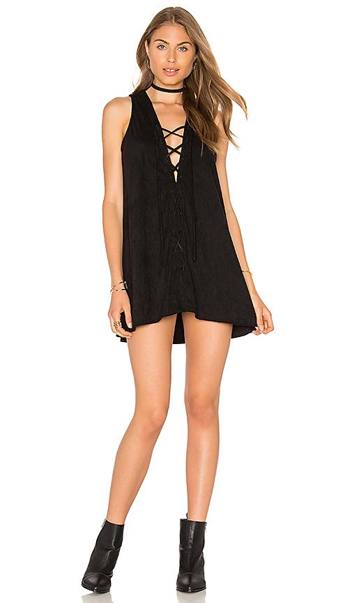 YFB CLOTHING Alt Dress in Black