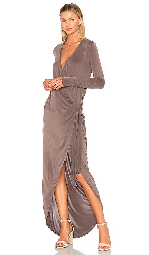 YFB CLOTHING Emilio Dress in Purple