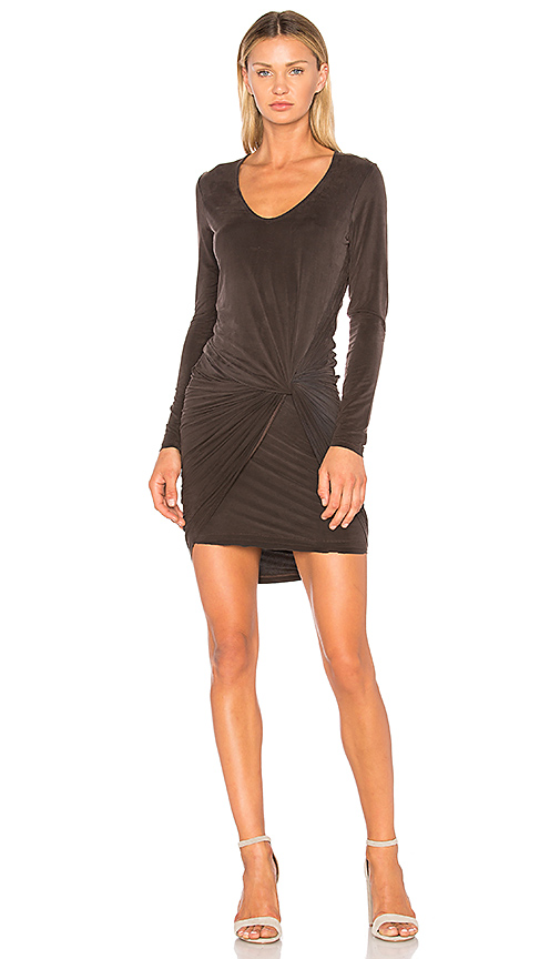 YFB CLOTHING Lush Dress in Black