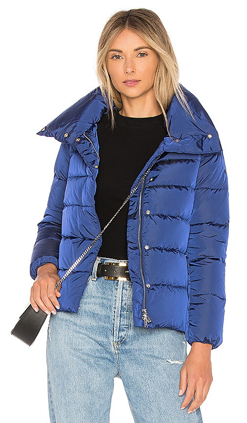 ADD Down Jacket in Blue. - size 38 (also in 40)
