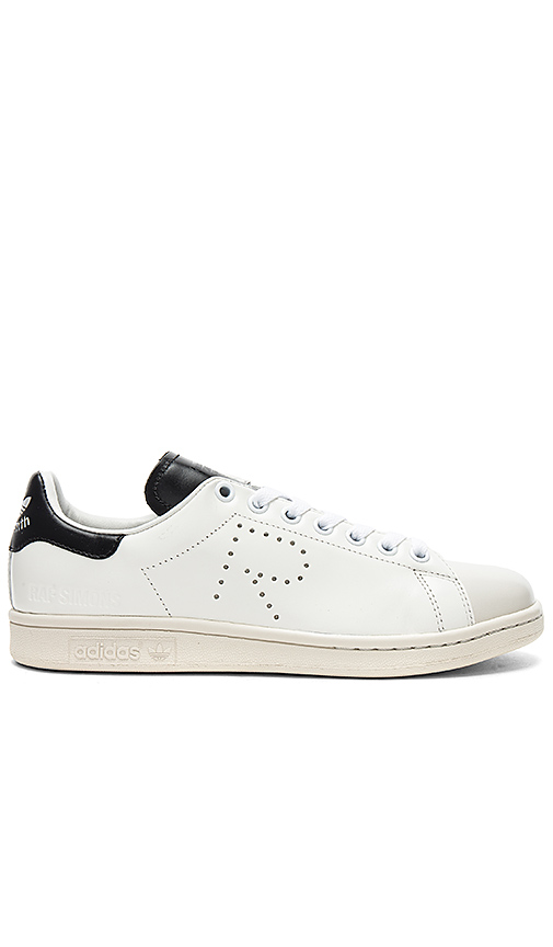 adidas by Raf Simons Stan Smith Sneakers in Black & White