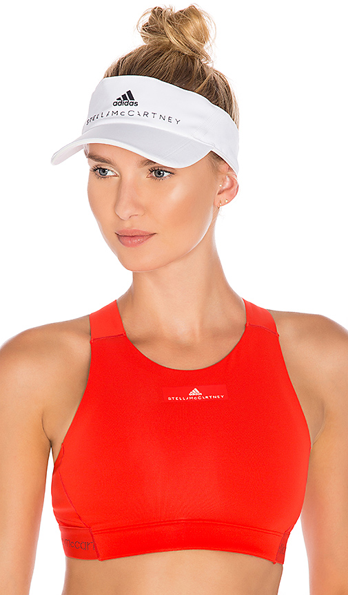 adidas by Stella McCartney Visor in Blue.