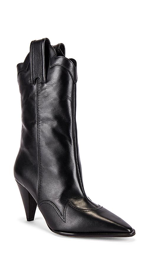 Alexandre Birman Estelle Boots in Black