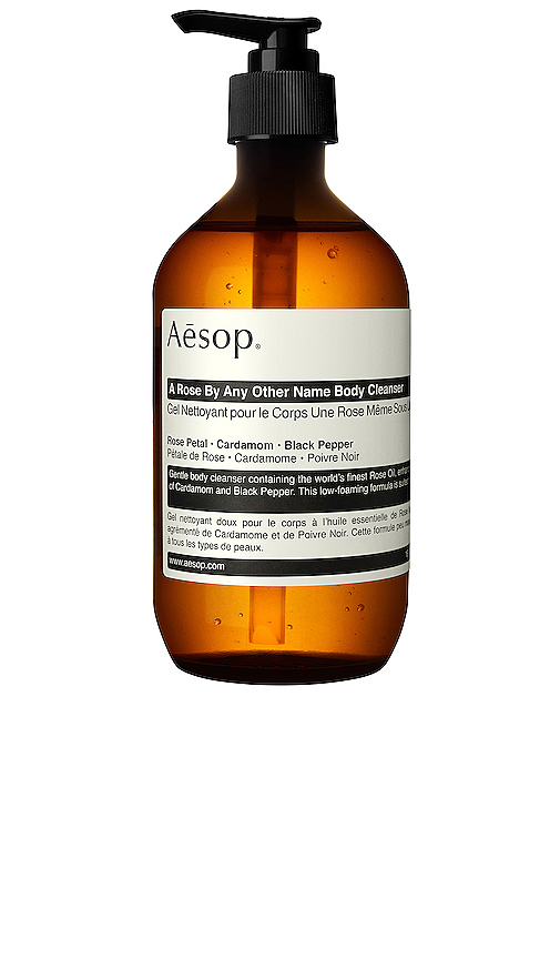 Aesop A Rose By Any Other Name Body Cleanser.