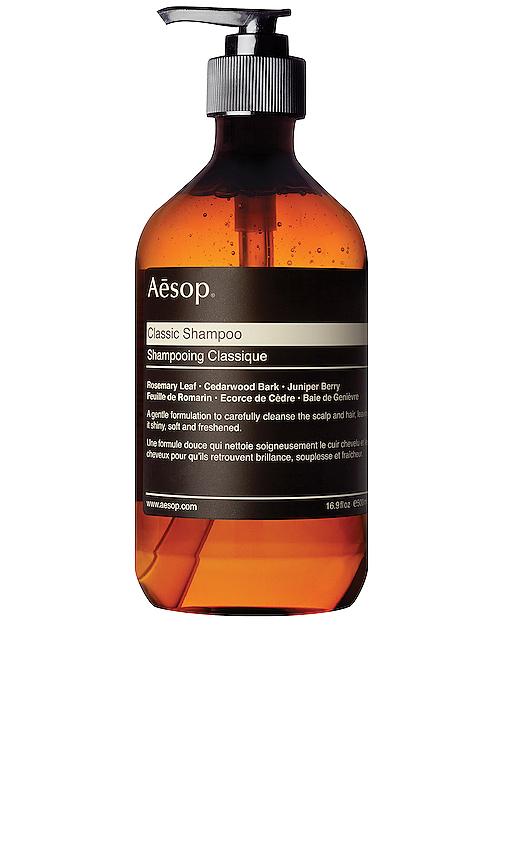 Aesop Classic Shampoo in Beauty: NA.