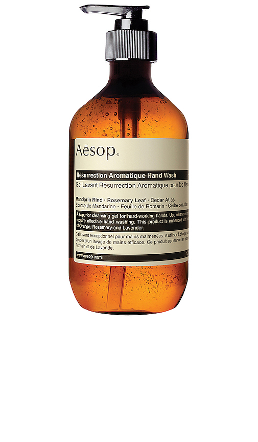 Aesop Resurrection Aromatique Hand Wash in Beauty: NA.