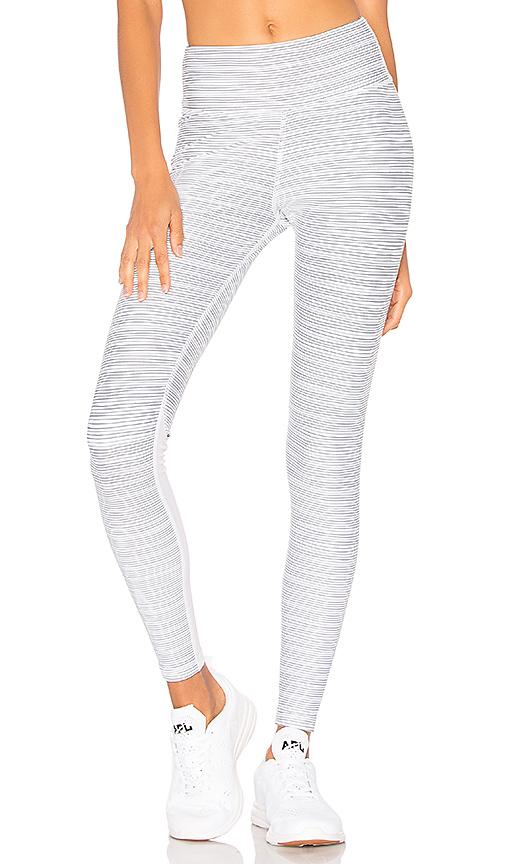 All Fenix Piper Legging in Black & White. - size L (also in S,XS)