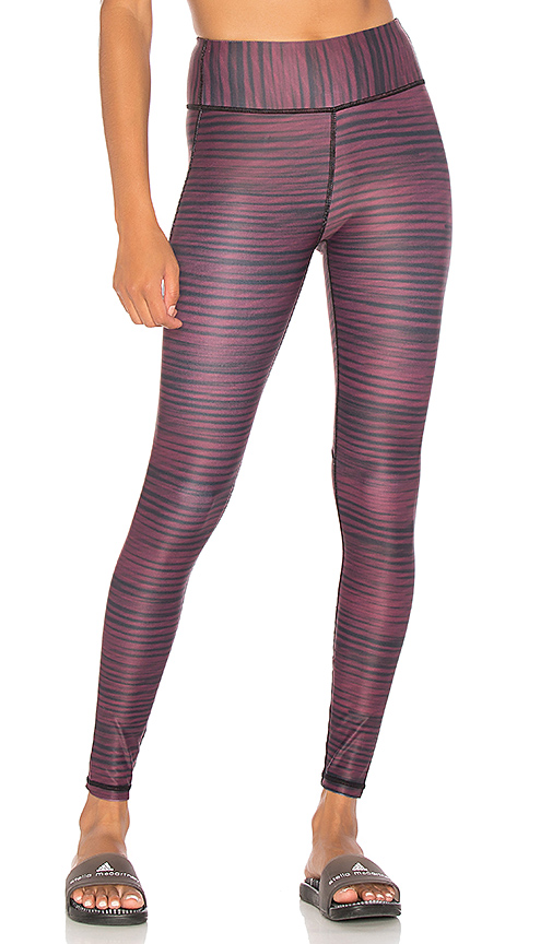 All Fenix Portwood Legging in Purple. - size L (also in M,S,XS)