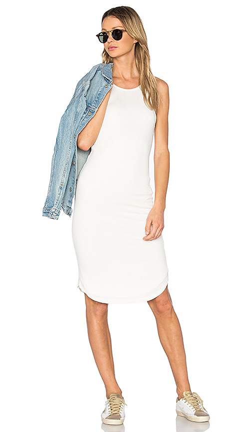 A Fine Line Kim Dress in White. - size M (also in L,S)