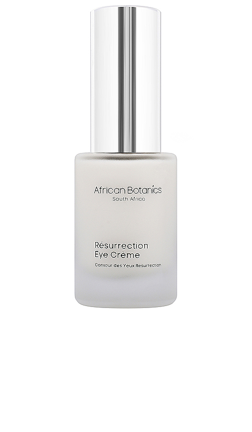 African Botanics Marula Resurrection Eye Cream.