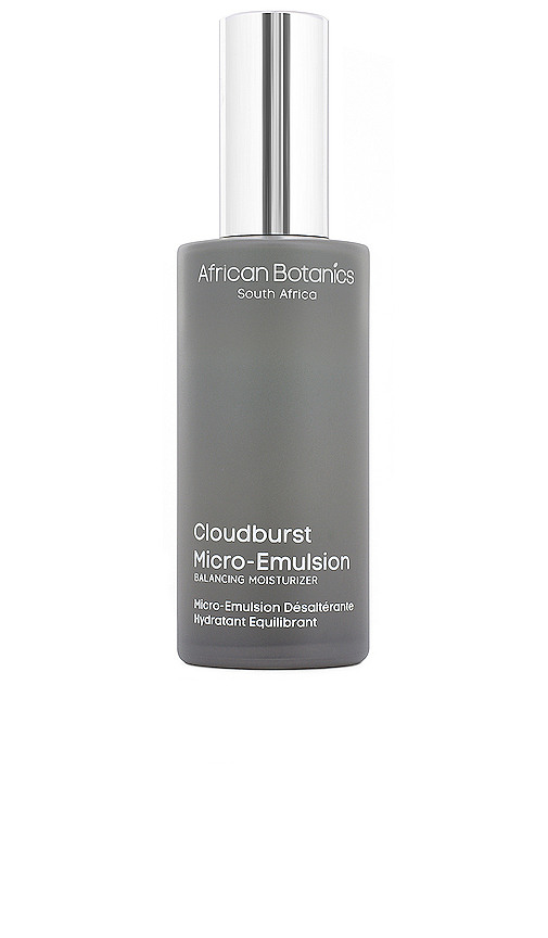 African Botanics Cloudburst Micro-Emulsion