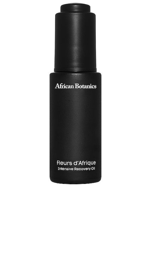 African Botanics Fleurs D'Afrique Intensive Recovery Face Oil in Beauty: NA.